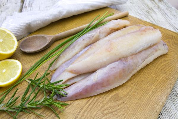 filetti rana pescatrice