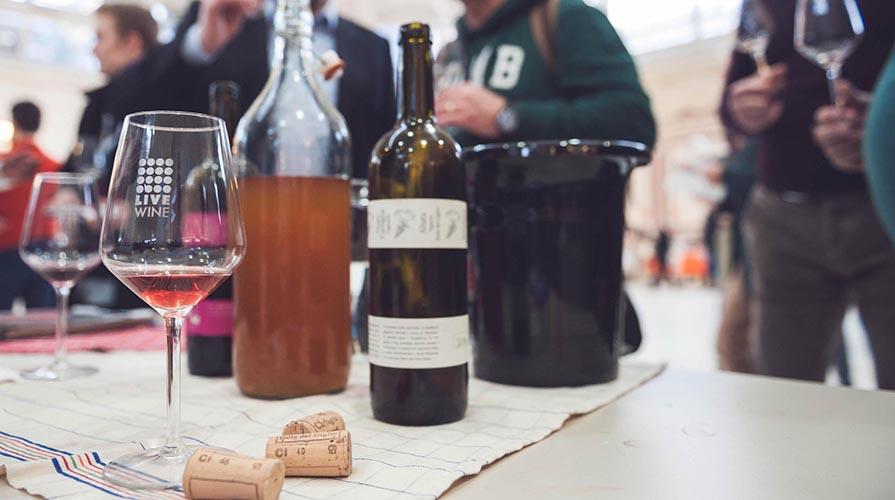 live wine 2017