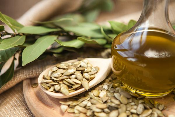 olio di semi si zucca