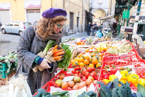 comprare verdura