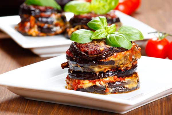 parmigiana senza frittura