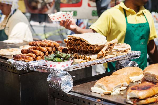 street food etnico