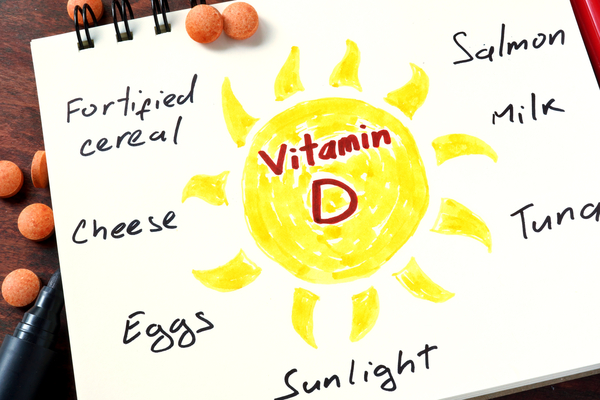 vitamina D dove si trova