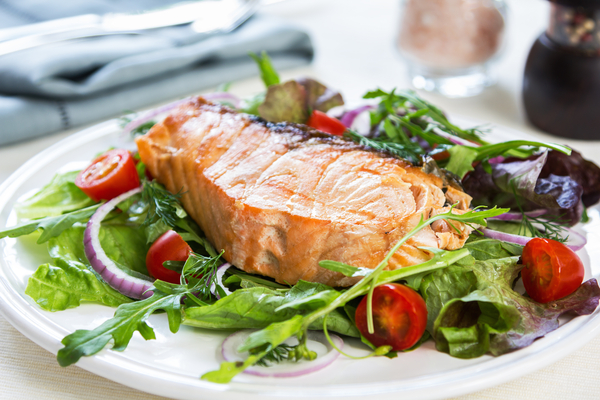 salmone vitamina D