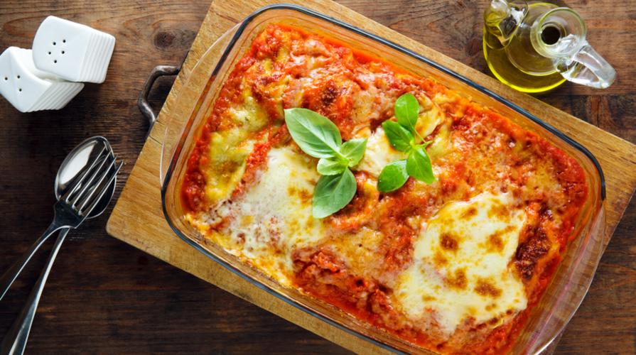 lasagne senza glutine