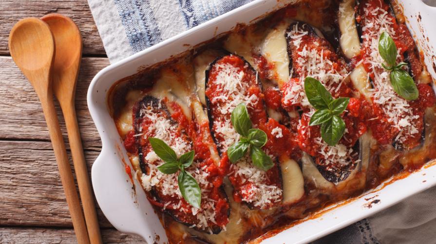 parmigiana ricetta