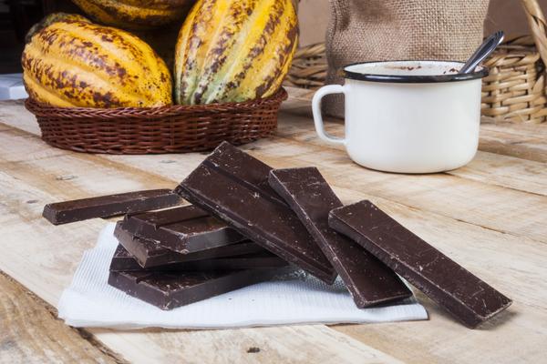 cioccolato ghana