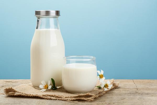 latte proprietà organolettiche