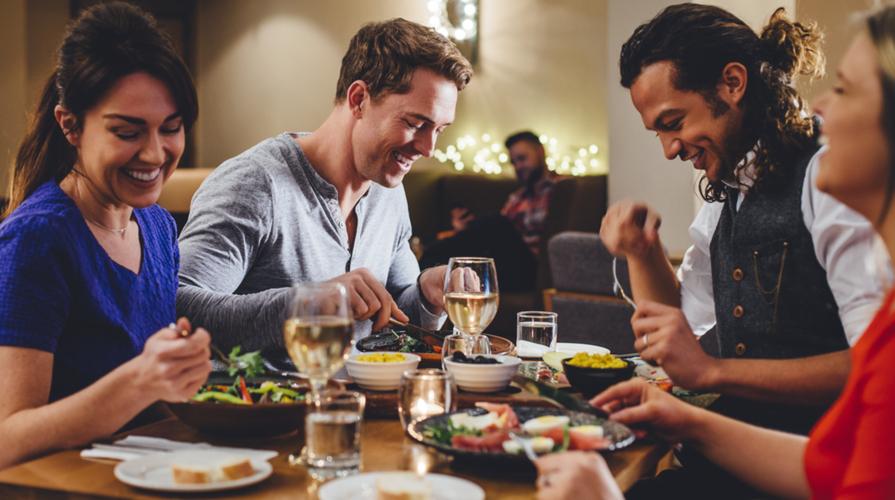 Invitare a cena un friulano