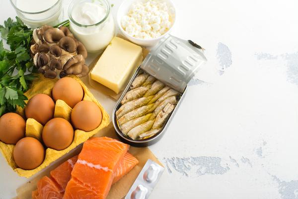 alimenti vitamina d