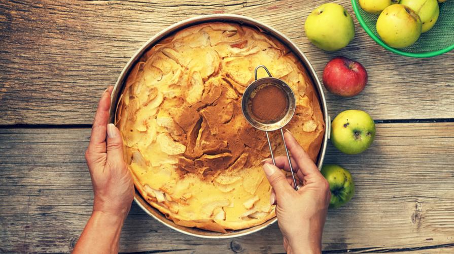ricette con le mele
