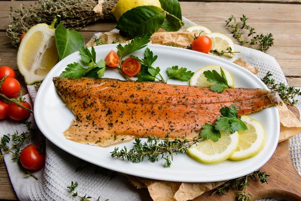 salmone affumicato in casa