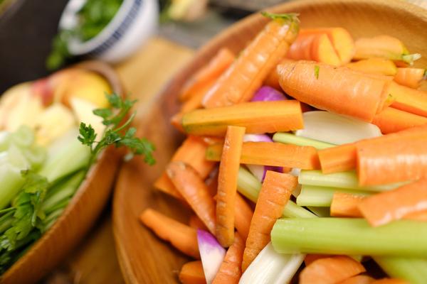 snack verdure