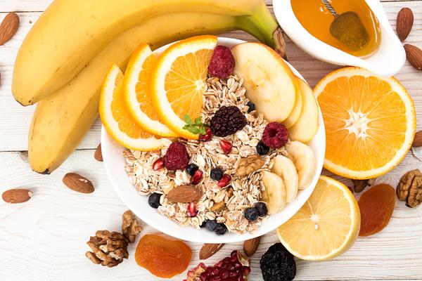 colazione muesli