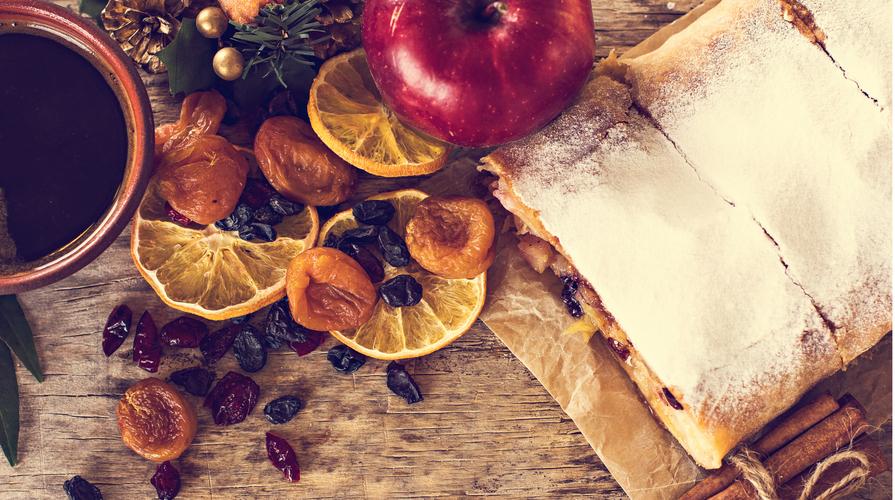 ricette strudel di mele