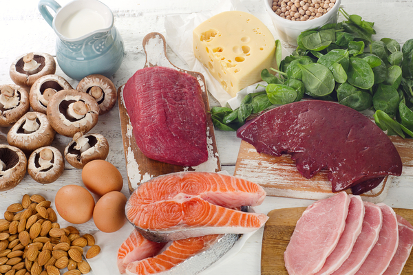 vitamine alimenti
