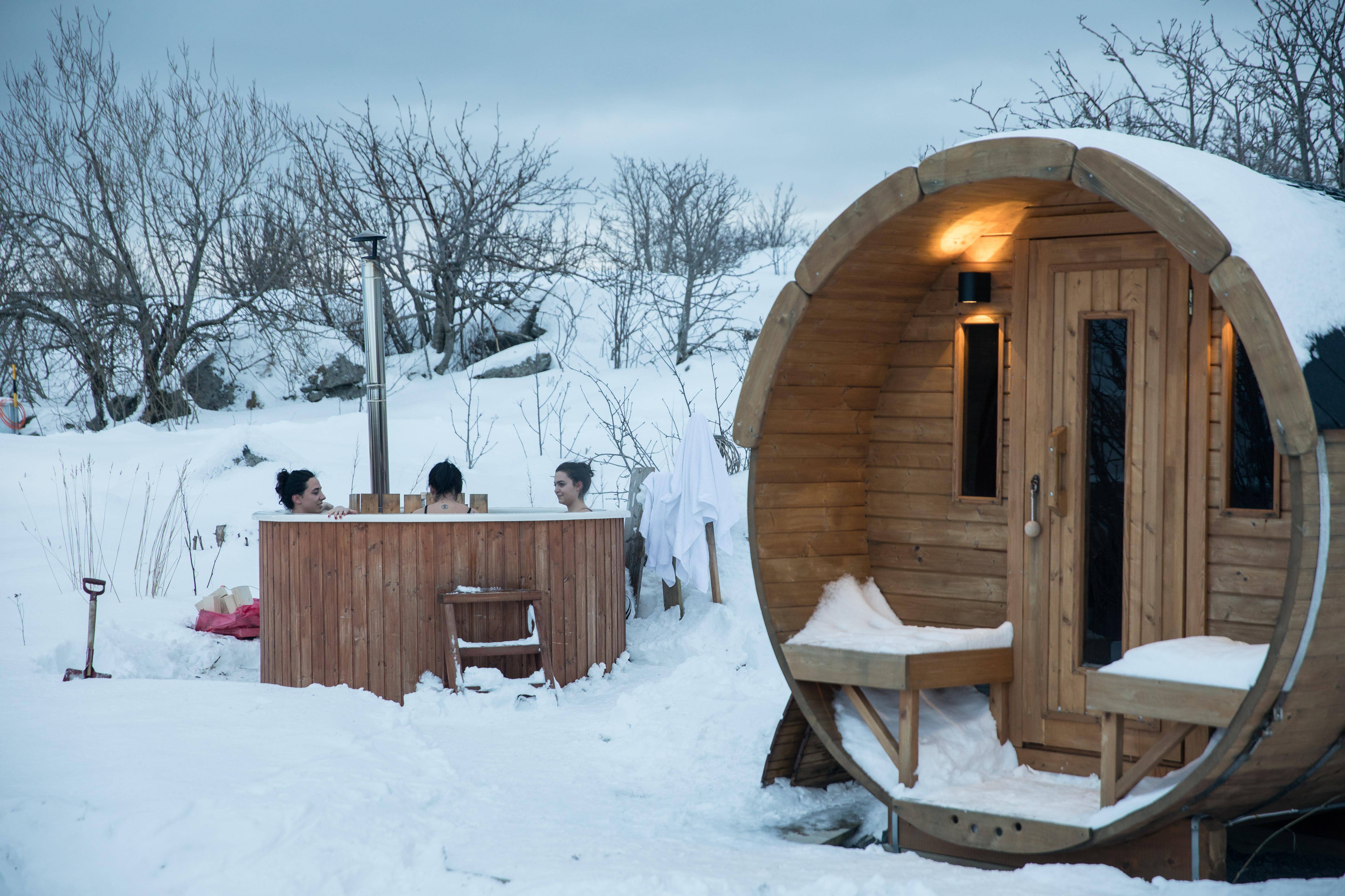 sauna-norvegese