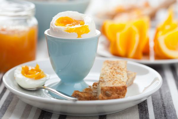 uovo colazione