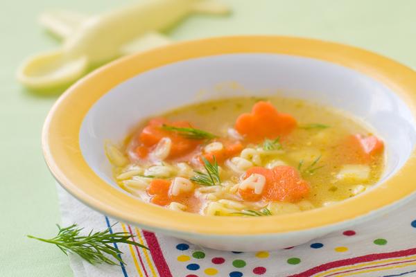 pastina minestrone