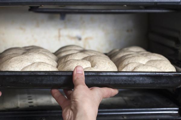 lievitazione in forno