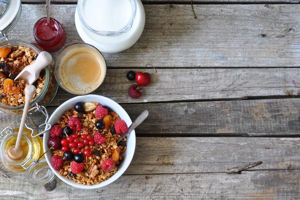 ricette colazione sana