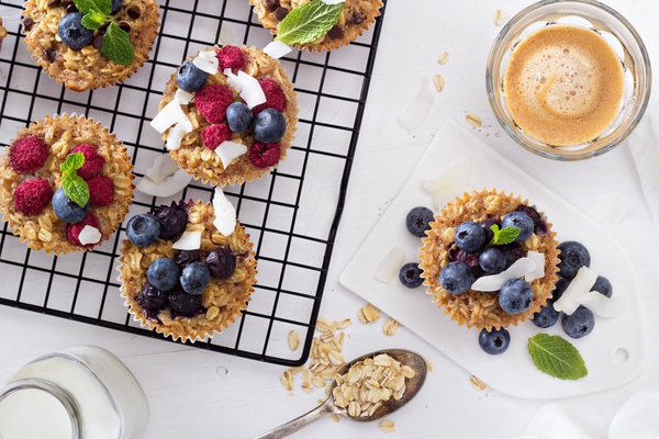 muffin ricetta