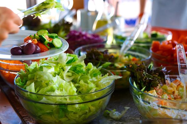 pasto equilibrato mensa aziendale