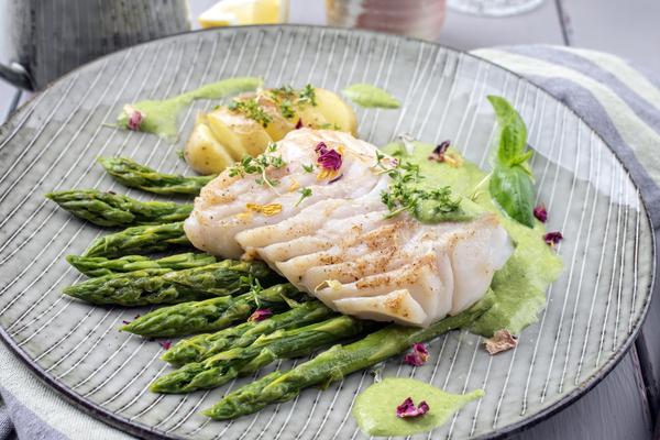 asparagi pesce