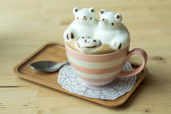cappuccino 3D