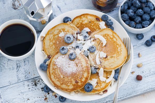 pancake colazione