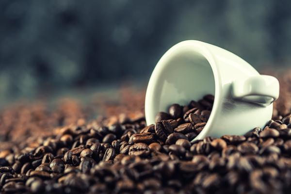 caffè chicchi