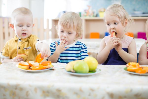 frutta bambini