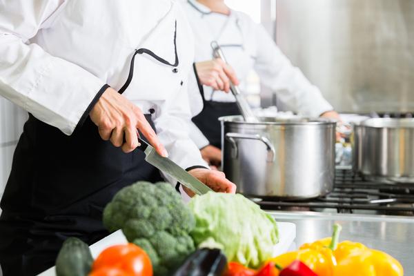 cucina mensa aziendale