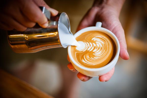 decorare cappuccino