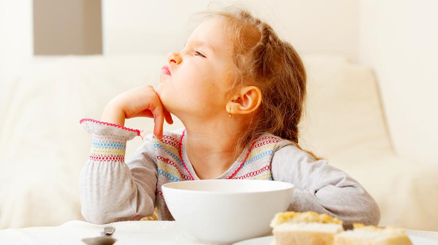 minestrone per bambini