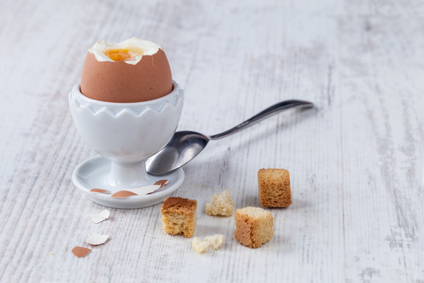 Uovo alla coque