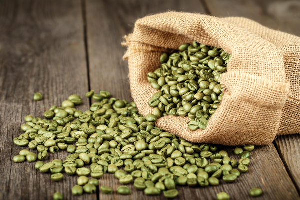 caffè verde benefici