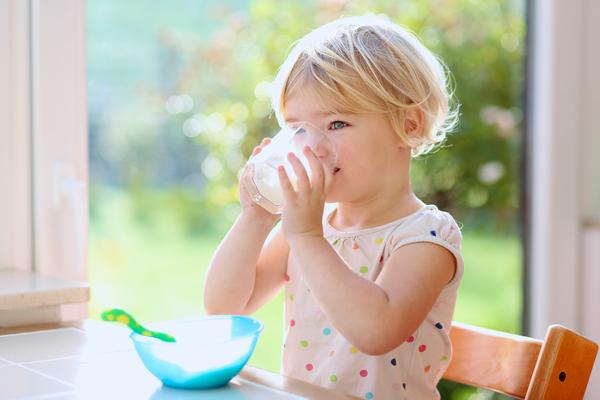 Colazione bambini latte