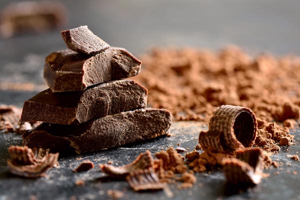agnello al cioccolato