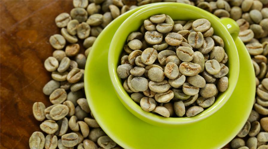 proprietà caffè verde
