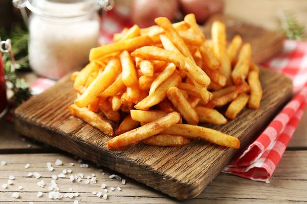 come fare le patate fritte