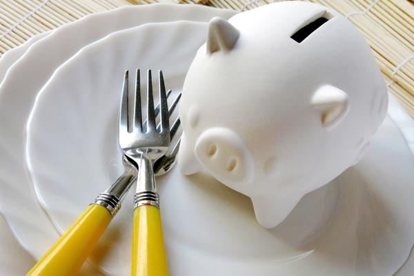 tasse sul cibo