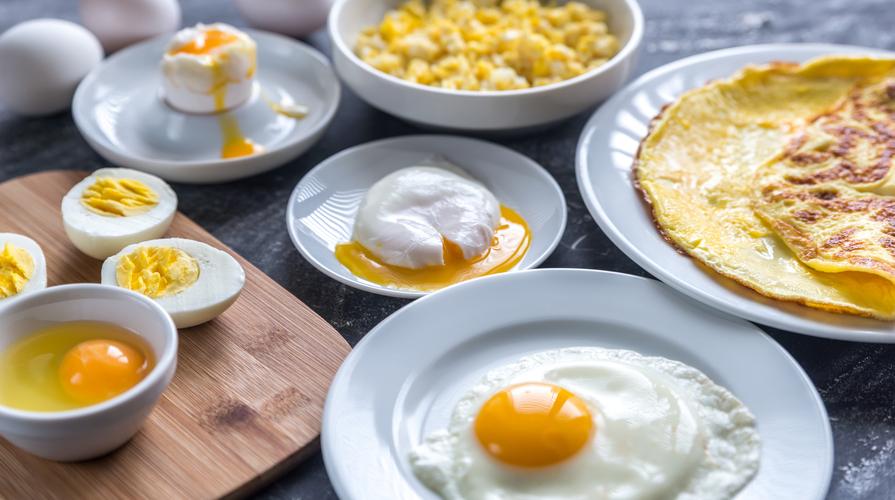 Come cucinare le uova