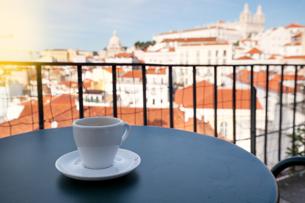 quanto costa un caffè a lisbona