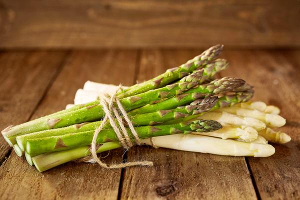 tipi di asparagi