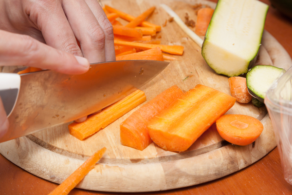 julienne carote