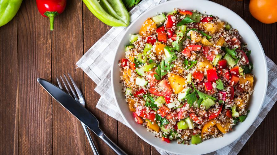 quinoa proprietà