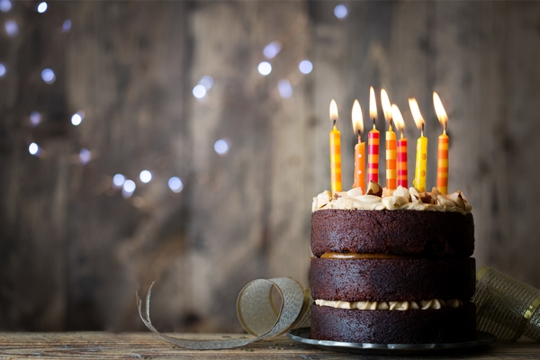 torta di compleanno perfetta