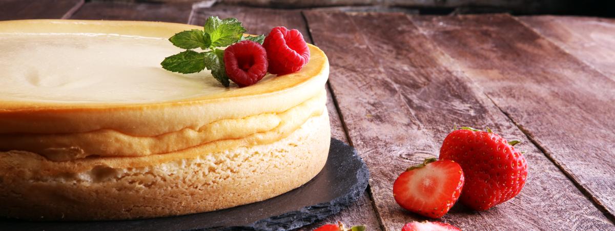 quando nasce la cheesecake-storia