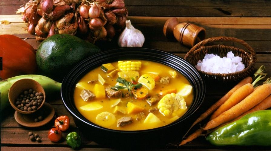 Cucina dominicana capitale della gastronomia dei caraibi for Cucina romana piatti tipici